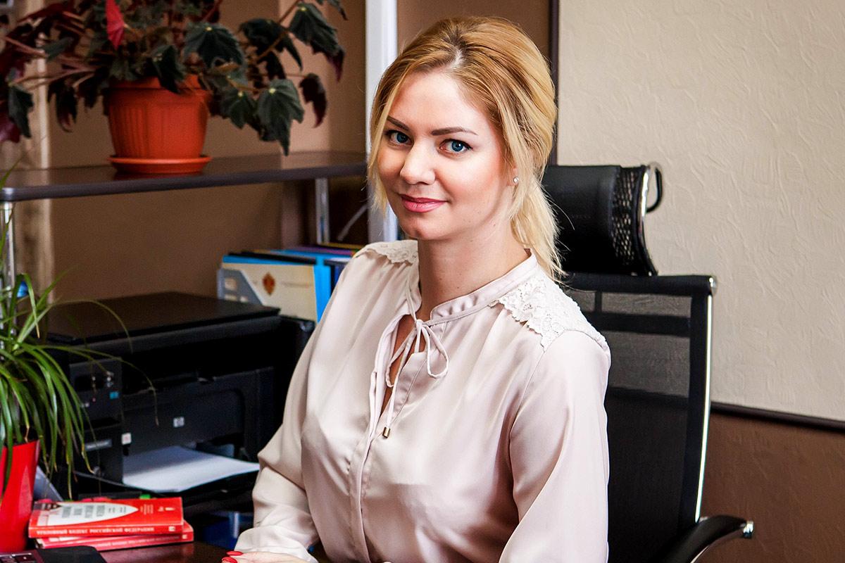 Адвокат Совина Елена Викторовна