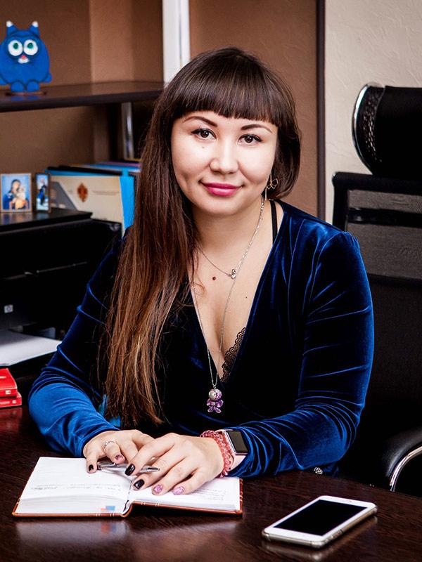 Адвокат Смолярова Виктория Маратовна